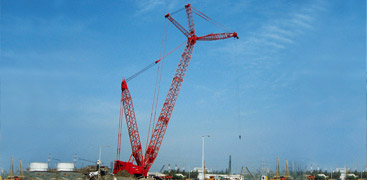 Crawler Crane Manufacturer in India