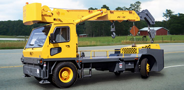 Pick and Carry Cranes India