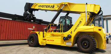 Hyster ReachStackers