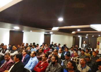 Customer Meet at Dhanbad